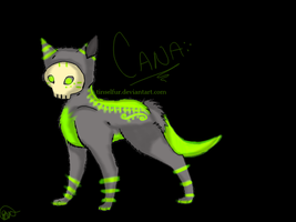 Dhion Ref- Cana by Tinbutt