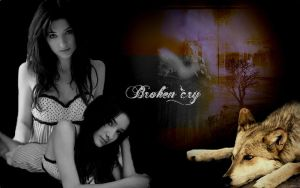 Broken cry by jeannemoon