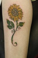 Sunflower by Shadowtat