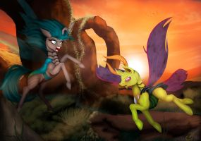 Battle of the kings by Vinicius040598