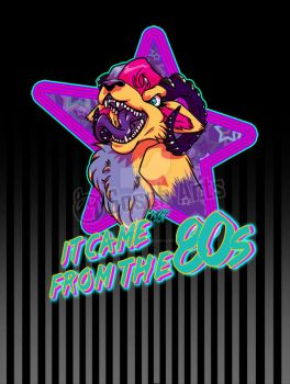 It Came From The 80s by GoschArts