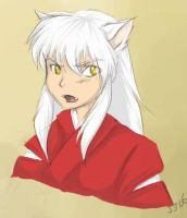 Inuyasha by neon-possum