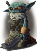 Goblin Adventurer by 3shades