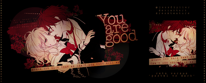 You're Good | Reto Versus by JessxFlyller