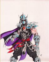 Shredder by coyote117