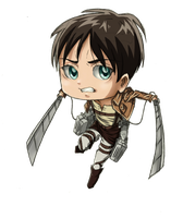 Eren Painted by nixiescream