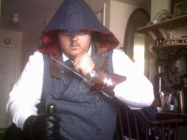 Assassin's Creed - French Revolution 2 by AzraelFallen18