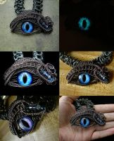 Custom - Sky All Seeing Eye by LadyPirotessa
