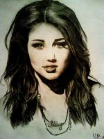 Miley Cyrus_ Finished by Zanessa4ver