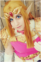 Princess Zelda by ShinraiFaith