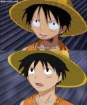 Screenshot Redraw - Luffy by sanuria1