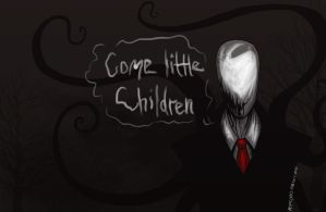 Slender: Come little Children by EerieIdeal