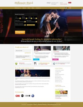 Dating Web site by khurram-cr8ive