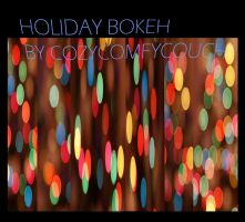 .Holiday Bokeh. by CozyComfyCouch