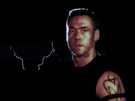 Kevin Durand 44 by AMANDABOMINATION