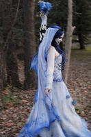 Corpse Bride dancing by Elentari-Liv