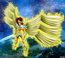 Pegasus No Koga Final Cloth by Niiii-Link