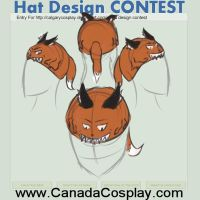 mad fox hat-hat contest entry by Booneko