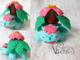 Mega Venusaur by VictorCustomizer