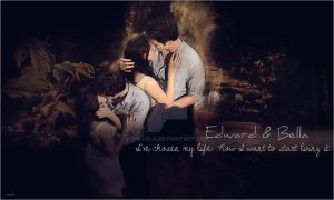 Edward and Bella - Isle Esme 2 by b-r-i-n-a