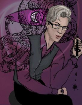 The Voice of Nightvale by ChelseaGeter