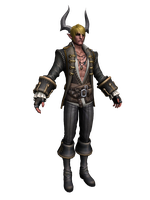 Tera Online - Custom Castanic Character RQ by deant01
