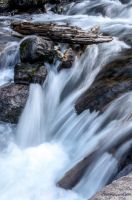1267 Sheets of Water by ainsliehubert