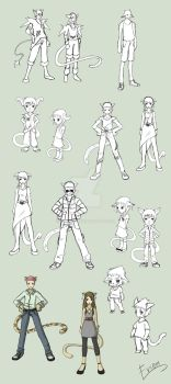 Character design by Evien4
