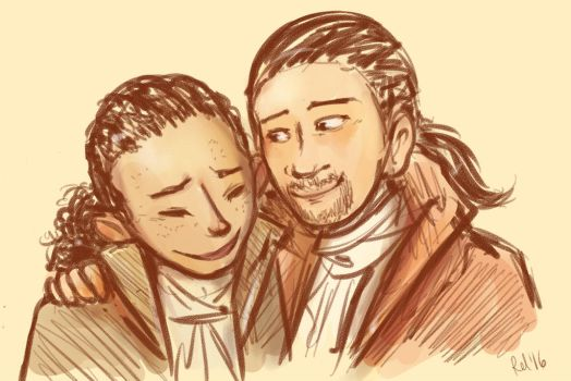 Hamilton-laurens by relfoxtail