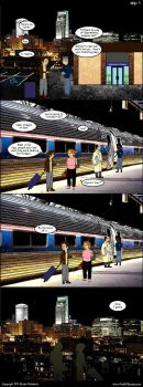 Strip 1 of The 503 by StuartRichards