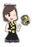 Pottermore ID for AriaAlways by ayochan