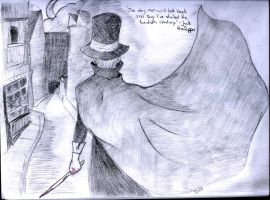 Jack The Ripper by BartJuh05
