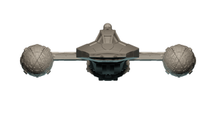 Y-wing front. by Lexx2k