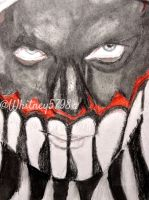 Finn Balor Drawing 2 by WhitneyHarris