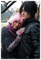 Sasuke and Sakura_December by FairyScarlet