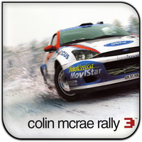 Colin Mcrae Rally 3 by griddark