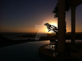 Sunset in Puerto Plata by CurvyBusty