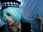 Cosplay Ukyo from Amnesia by Sakebe-kun