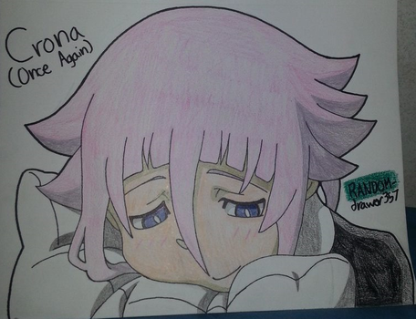 Crona (Once Again) by RANDOM-drawer357