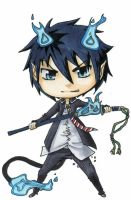 ao no exorcist by BettyPimm