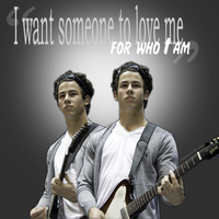 Who I Am - Nick Jonas by JemiNerd