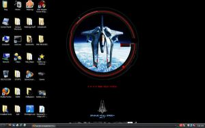 ICY'S GRADIUS DESKTOP by IceCoffin