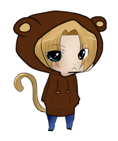 My little monkey by ForeverSoonImmortal