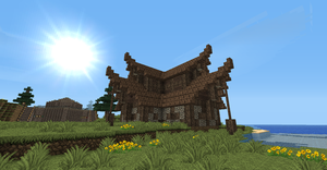 New Nordic House by badguy65