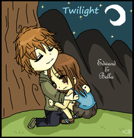 Twilight :: Edward x Bella by sasukee23loveeer