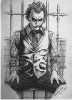 Why So Serious? by ChristiaanR1990