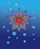 starmie by leonhart4