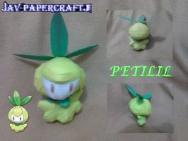Petilil by turtwigcuTey