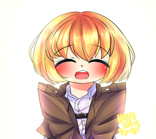 HBday Armin by Kiwii-tan