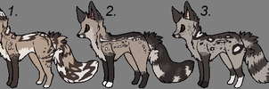 Have some adopts. by Autumn-Adopts